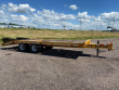 2003 TRAIL KING TK24LP FLATBED TRAILER