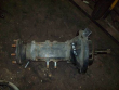 CASE IH MXU110 REAR AXLE ASSY