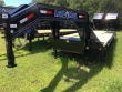 2019 LOAD TRAIL 8.5X30 GOOSENECK EQUIPMENT TRAILER