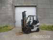 2009 UNICARRIERS PF15