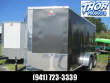 7X12 TA ENCLOSED TRAILER RAMP .030 CHARCOAL COLOR