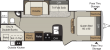 2019 KEYSTONE RV PASSPORT 2670