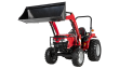 SHUTTLE 4WD W/LOADER AND