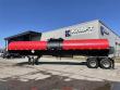 POLAR 7500 GALLON AIR RIDE ALUMINUM ASPHALT TANK ASPHALT / HOT OIL TANK TRAILER