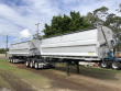 2013 GRAHAM LUSTY TRAILERS B-DOUBLE ALUMINIUM SIDE TIPPER