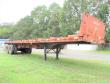 GREAT DANE 45X96 STEEL FLATBED TRAILER - SPRING, SLIDING AXLE