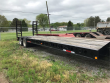 1997 FONTAINE FLATBED TRAILER