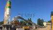 2019 FABO POWERMIX-130 STATIONARY CONCRETE BATCHING PLA