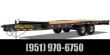 2021 BIG TEX TRAILERS 140A-24 EQUIPMENT TRAILER
