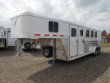2019 FEATHERLITE 8533-4H HORSE TRAILER