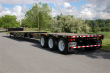 2012 MANAC RENTAL TRAILER - STEEL 53'-72' EXTENDABLE DROP DEC