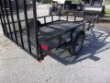 2019 DOWN 2 EARTH TRAILERS 76X10UT UTILITY TRAILER STOCK# DTE7610G29-70606