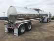 2020 POLAR DOT 407 REAR UNLOAD INSULATED 7000 GAL VAPOR RECOV