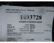 2008 TRW/ROSS THP60-001 POWER STEERING GEAR