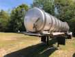 1993 POLAR 4500 GALLON ACID CHEMICAL / ACID TANK TRAILER