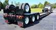 RAMPANT 55 TON RGN WITH 4TH FLIP AXLE LOWBOY TRAILER