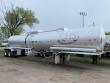 POLAR DOT406 / 8500G / NEW TESTS / AIR RIDE / AL WHEELS CRUDE OIL TANK TRAILER