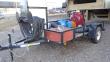 2014 PIONEER ES6012HO, 50' DISCHARGE HOSE, 150' ELEC CORD WATER PUMP
