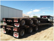 2019 DORSEY 60 TON DROP & STEP DECK TRAILER