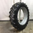 380/80R38 MICHELIN AGRIBIB R-1W ON 24-HOLE WHEEL