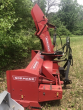 NORMAND FARM MOUNTED SNOW BLOWERS N86-260