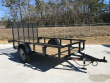 2019 DOWN TO EARTH TRAILERS 5X10 UTILITY