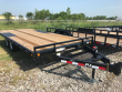 "2021 PJ TRAILERS 20 FT. MED. DUTY DECKOVER 6"" CHANNEL (L6)"