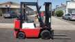 1999 UNICARRIERS CPJ02A25