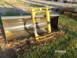 """2015 CASE 93"""" QC BUCKET AND COUPLER FOR 580SN"""