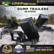 2019 LOAD RUNNER DUMP TRAILER MANY MODELS