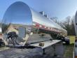 POLAR 6800 GALLON - REAR DISCHARGE - HOUSTON, TX WASTE / SLUDGE TANK TRAILER