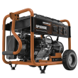 2020 GENERAC GP SERIES 8000E PORTABLE GENERATOR