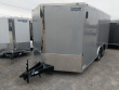2020 CONTINENTAL CARGO 8.5X16 FT. ENCLOSED TRAILER, TANDEM AXLE, 7K RATED