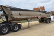 2006 EVERLITE 39 FT END DUMP DUMP TRAILER, END DUMP TRAILER