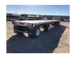 2019 TRANSCRAFT FLATBED TRAILERS