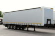 WIELTON CURTAINSIDER / STANDARD / LIFTED AXLE / 6160 KG