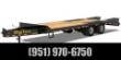 2021 BIG TEX TRAILERS 25PH-25+5 EQUIPMENT TRAILER STOCK# 59231
