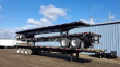 MANAC EXTENDABLE FLATBED TRAILER