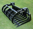 NOTCH CRBG6-72 LOADER AND SKID STEER ATTACHMENT