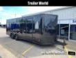 2020 CW 24' ENCLOSED CAR TRAILER SPREAD AXLE 10K GVWR STOCK# 58143