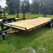 """2021 DOWN TO EARTH TRAILERS DTE10224EDO7B 8'5"""" X 24"""