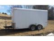 16' ENCLOSED INTERSTATE TRAILER - 4YRS OLD