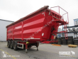 KEMPF TIPPER SEMI-TRAILER SEMITRAILER TIPPER STEEL HALF PIPE BODY 47M³ 3 AXLES