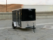 2021 LOOK TRAILER ST 5X8 ENCLOSED BOX TRAILER