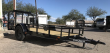 2020 EAST TEXAS TRAILERS 68X12 S/A UTILITY UTILITY TRAILER