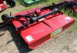 POWERLINE 5' SQUARE BACK ROTARY CUTTER W/ 40HP GEAR BOX