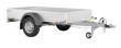 SARIS - DV RINGO 130, 255 X 133 CM, 1300 KG GEBREMST - CAR TRAILER