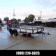 """LOAD TRAIL 83"""" X 14' UTILITY TRAILER - DOWN & PAYMENTS FROM W.A.C."""