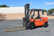 2007 UNICARRIERS FD45
