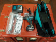 LOT # 0106 -- MAKITA 18V GREASE GUN KIT